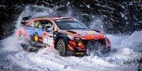Rallye Arktis: Highlights Shakedown