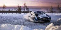 Rallye Arktis: Highlights WP 1-2