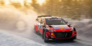 Rallye Arktis: Highlights WP 3-5