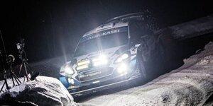 Rallye Arktis: Highlights WP 6-8