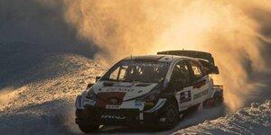 Rallye Arktis: Tänak siegt