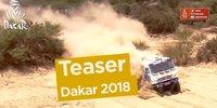 Rallye Dakar 2018: Der offizielle Trailer