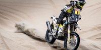 Rallye Dakar 2019: Highlights Motorräder Etappe 9