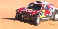 Rallye Dakar 2020: Highlights Autos Etappe 11
