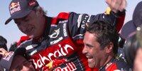 Rallye Dakar 2020: Highlights Autos Etappe 12