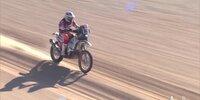 Rallye Dakar 2020: Highlights Motorräder Etappe 12