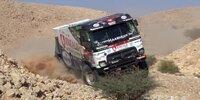 Rallye Dakar 2020: Highlights Trucks Etappe 12