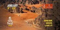 Rallye Dakar 2021: Teaser