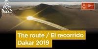 Rallye Dakar: Die Route 2019