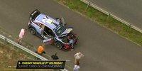 Rallye Deutschland: Highlights Tag 1
