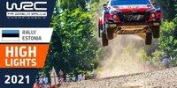 Rallye Estland: Highlights Samstagnachmittag