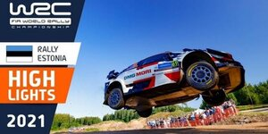 Rallye Estland: Kalle Rovanperä triumphiert