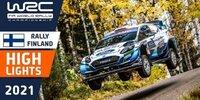 Rallye Finnland 2021: Totaler Triumph für Evans
