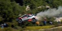 Rallye Italien 2020: Dani Sordo triumphiert