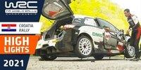 Rallye Kroatien: Probleme für Ogier