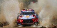Rallye Mexiko: Highlights Shakedown
