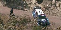 Rallye Mexiko: Highlights WP 1-4