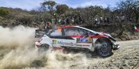 Rallye Mexiko: Highlights WP 14-18