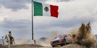 Rallye Mexiko: Ogier siegt erstmals für Toyota