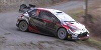 Rallye Monte Carlo: Highlights Samstagvormittag