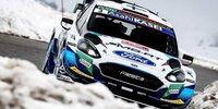 Rallye Monte Carlo: Highlights WP 1-2