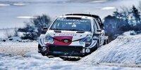 Rallye Monte Carlo: Highlights WP 10