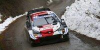 Rallye Monte Carlo: Highlights WP 12-13