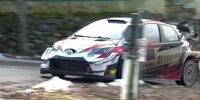 Rallye Monte Carlo: Highlights WP 5-8