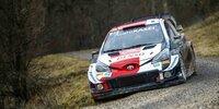 Rallye Monte Carlo: Highlights WP 6-7