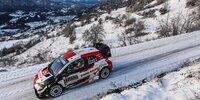 Rallye Monte Carlo: Highlights WP 8-9