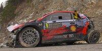 Rallye Monte Carlo: Neue Bilder vom Tänak-Crash
