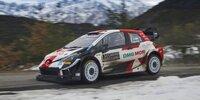 Rallye Monte Carlo: Ogier siegt