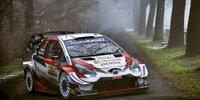 Rallye Monza: Highlights Shakedown