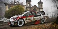 Rallye Monza: Highlights WP 1