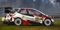 Rallye Monza: Highlights WP 4-6