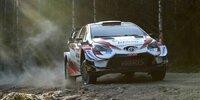 Rallye Schweden 2020: Highlights Freitag