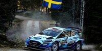 Rallye Schweden 2020: Highlights Shakedown