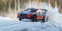Rallye Schweden: Highlights WP 4