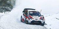 Rallye Schweden: Highlights WP 5-7