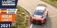 Rallye Spanien 2021: Thierry Neuville enteilt den Verfolgern