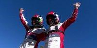 Rallye Spanien: Kris Meeke feiert erlösenden Sieg