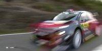 Rallye Spanien: Kris Meeke strümt an die Spitze