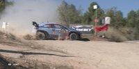 Rallye Spanien: Mikkelsen übernimmt das Kommando