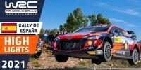 Rallye Spanien: Neuville auf Siegkurs