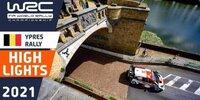 Rallye Ypern 2021: Neuville auf Siegkurs