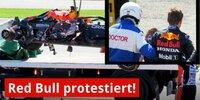 Red Bull erreicht Überprüfung der Hamilton-Strafe