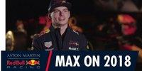 Red-Bull-Saisonvorschau 2018: Max Verstappen