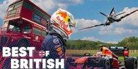 Red Bull & Verstappen: Rennduell gegen Großbritanniens Beste
