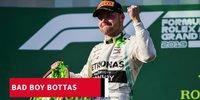 Rennen Melbourne 2019: Bottas' bestes Rennen