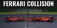 Rosberg analysiert den Ferrari-Crash